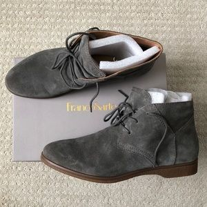 Franco Sarto - Percy - Ankle Boots - Gray